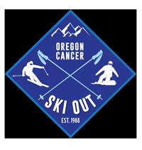 Cancer Ski Out Logo